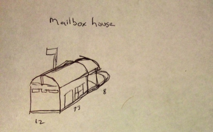 Towards a calculus for tiny houses?
