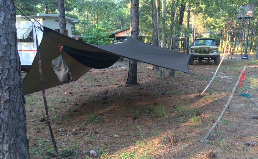 Hammock Camping Starters; Simple and Cheap